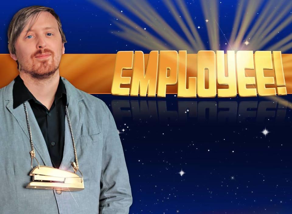 Employee of the Month >>> @sheak47