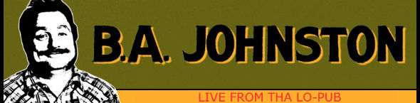 Ba Jonston - Lo-Pub Show Review - October 8 2011