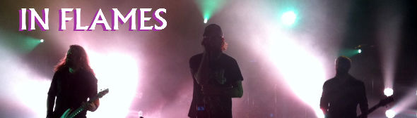 In Flames - Winnipeg Review