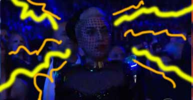 Lady Gaga Mind Spelled by the Beach Boys