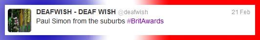 Ed Sheeran - BritAwards 2012