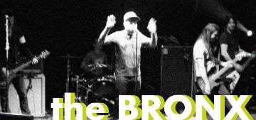 Music H1story >> The Bronx Just Want To Keep You Guessing