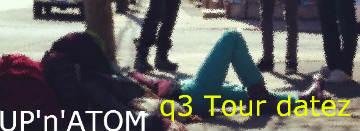 Up n Atom announce summer 2012 tour - DEAFWISH