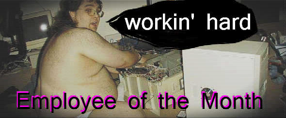 Employee of the Month - Workin' Hard - DEAFWISH