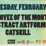 02062013 – Winnipeg MB – CDN >> EMPLOYEE OF THE MONTH, Catskill & Abstract Artform – Ozzy's