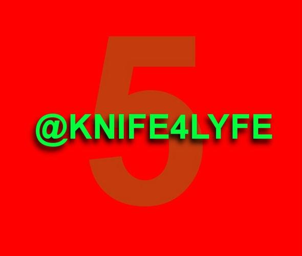 DJ Knife - Free Rap Instrumentals 5 - DEAFWISH