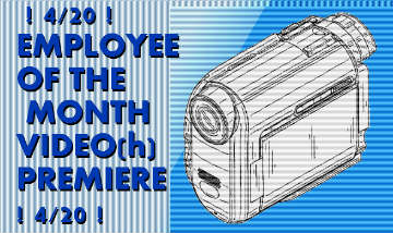 ART $HOW  ( !  )  Employee of the Month Video Premiere ( ! ) 420 on 419