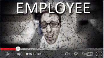 WATCH: EMPLOYEE OF THE MONTH – Hide That Hangover (OFFICIAL VIDEO)