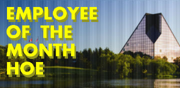 WATCH: Employee of the Month – Hoe