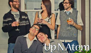 UPDATE: UP'n'ATOM on iTunes + New Songz 4 yer Ears