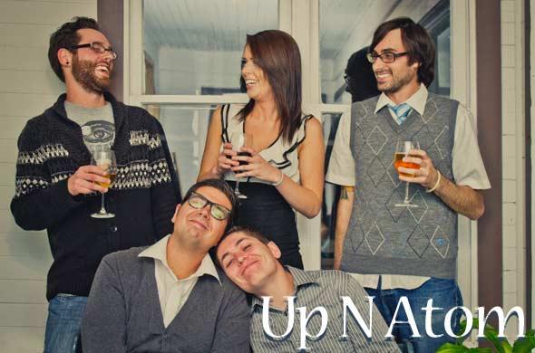 Up n Atom - Update