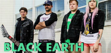 L!STEN: BLACK EARTH >> CALGARY POWER RAWK
