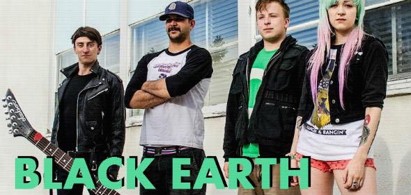 Black Earth - Calgary Rawk - DEAFWISH