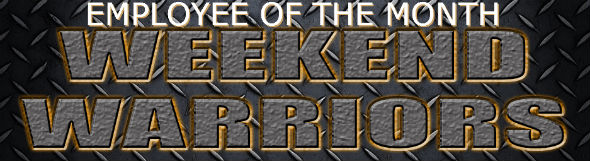 Employee of the Month - Weekend Warriors - Prod by Vov Abraxas