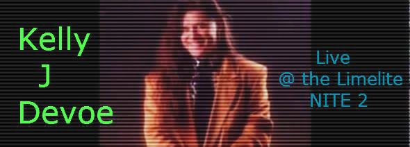 Kelly J Devoe - Limelite Nite 2 - DEAFWISH