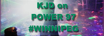 L!STEN: Kelly J Devoe on Power 97 Radio in #Winnipeg