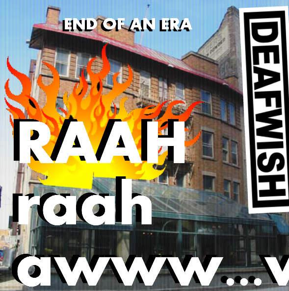 Royal Albert Arms Winnipeg - Closed - DEAFWISH