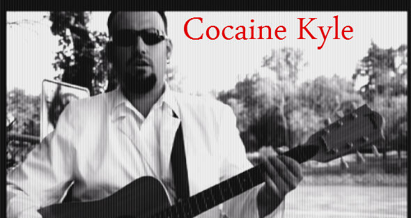 Cocaine Kyle - Kyle Dubois - Eat em Up Records