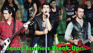 CELEBRATE ( ! ) Jonas Brother Decide to Break Up