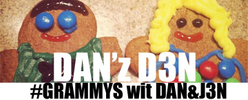 #GRAMMYS >> HIGHLITEz FRUM DAN'z D3N