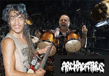 L!STEN: Archagathus – Hypermesis Split #grindcore #mincecore >> WINNIPEG