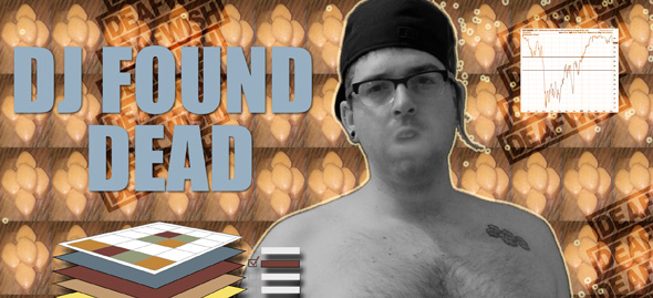 DJ Found Dead - (triumph) Tabular
