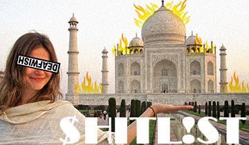 "$HITLIST: Monumental Disgrace – A Honest Review of ""Building my Taj Mahal"" by Paul Vieira – @dawgmanistan"