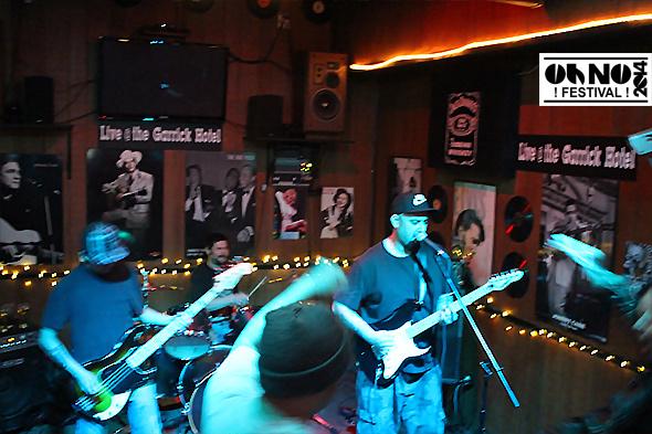 77 Guns - Winnipeg - Oh No Festival 2014