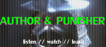L!STEN / WATCH:: Author & Punisher – Mechanical Industrial Mayhem