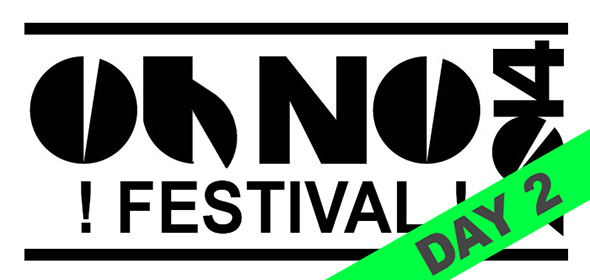 OH NO Festival - Day 2 - Comedy King Crowned