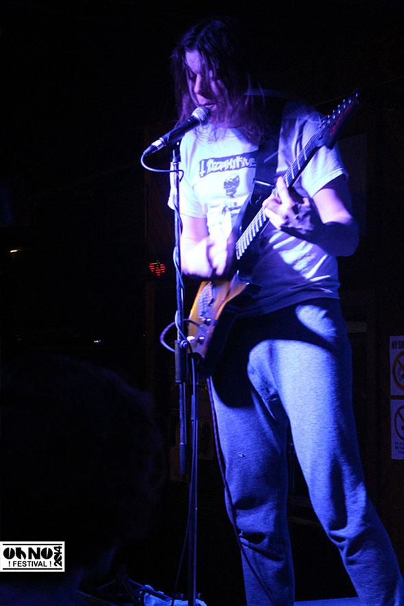 High Thunderers - Joe at the Windsor - ON NO Festival 2014