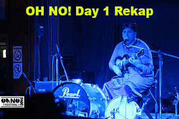 O(h) NO! Festival Day 1 – Recap