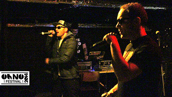 $WAGWAR  Plays the OH NO Festival Showcase