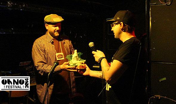Beefdonut Wins an O(h) No Award
