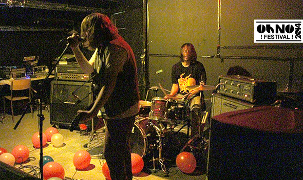 Vampires  Play the OH NO Festival Showcase