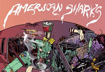 L!STEN: AMERCIAN SHARKS #TEXAS #STONER #FUZZ
