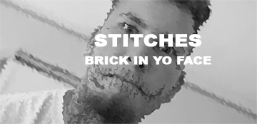 ( ! ) WATCH – STITCHES – BRICK IN YO FACE  #TMI #MIAMI #RAP