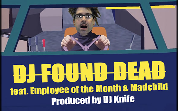 DJ Found Dead - Great Wyte - feat. Madchild & Employee of the Month - Prod. by DJ Knife
