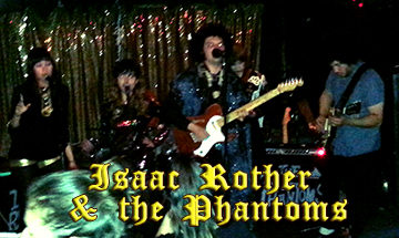 L!STEN: Isaac Rother & The Phantoms #losAngeles #GarageRock