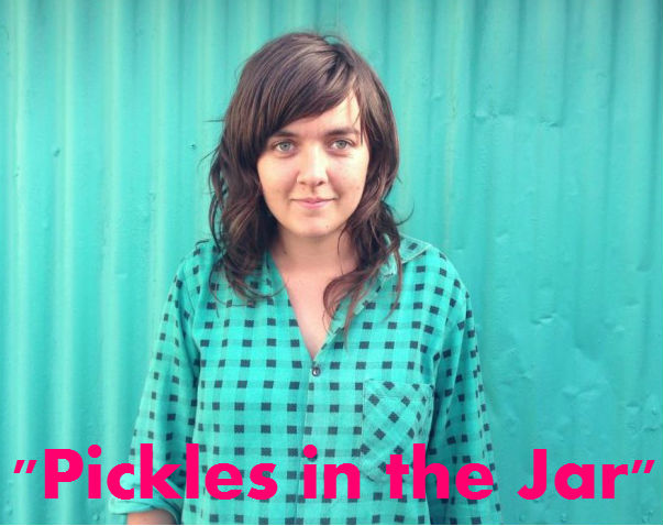 #LISTEN: Courtney Barnett – Pickles in the Jar #australia #garage #rock