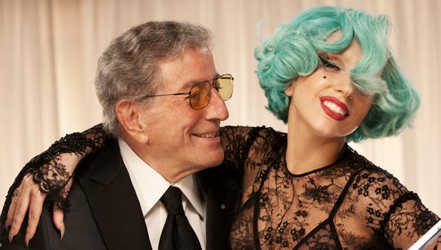 Lady Gaga Photocopies xTina Playbook – Teams with Tony Bennett to get Back to Basics
