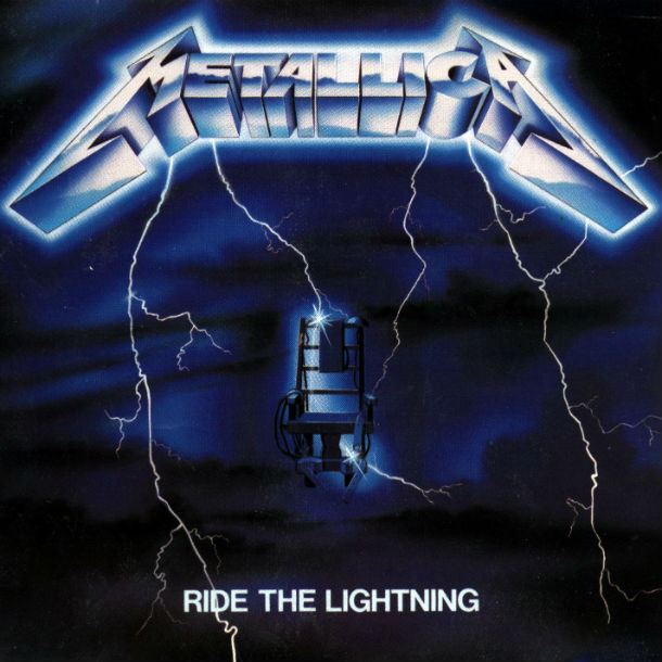 FEEL OLD: Metaillica – Ride the Lightning Turned 30 Yesterday