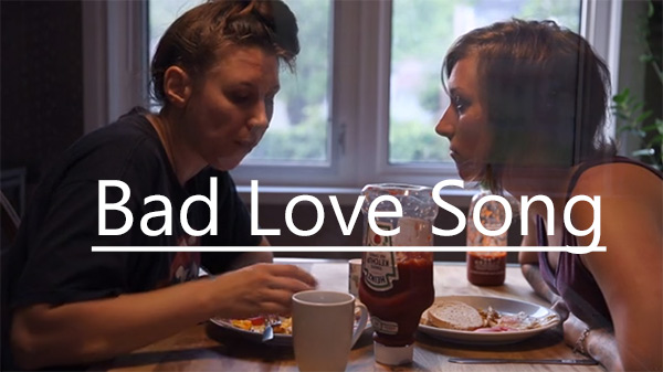 Mobina Galore – Bad Love Song #winnipeg #punk #watch