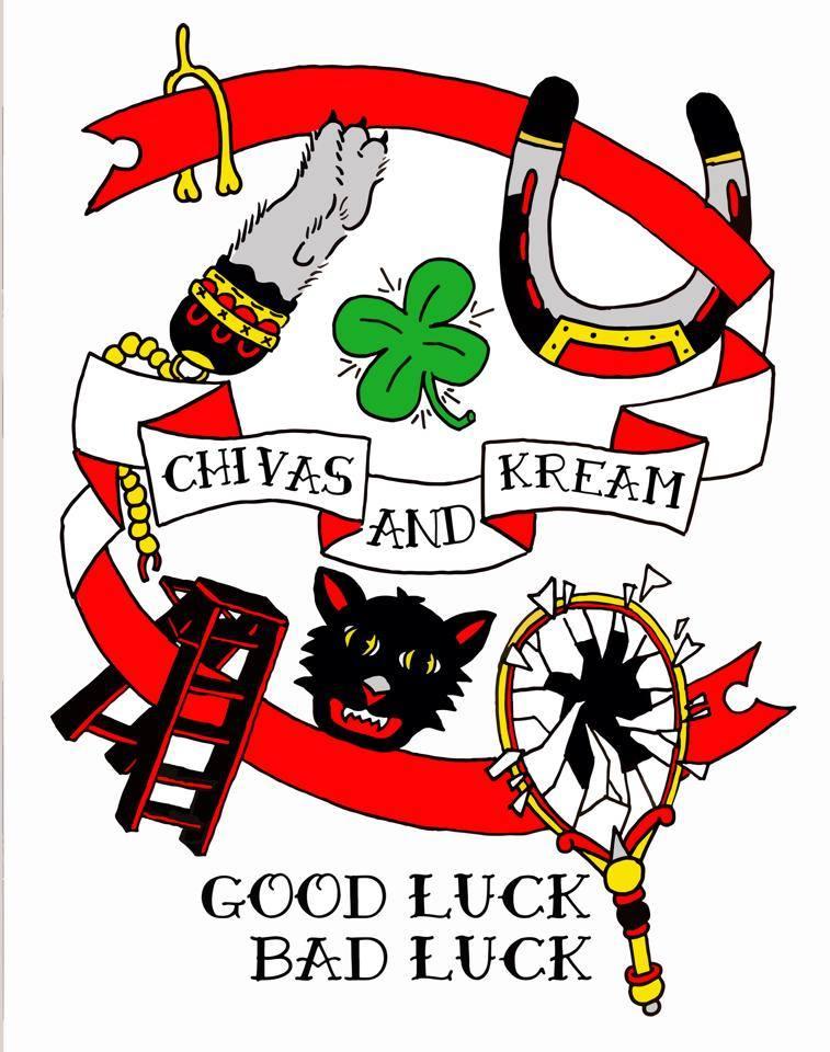 Chivas & Kream – Good Luck / Bad Luck – Video Preview
