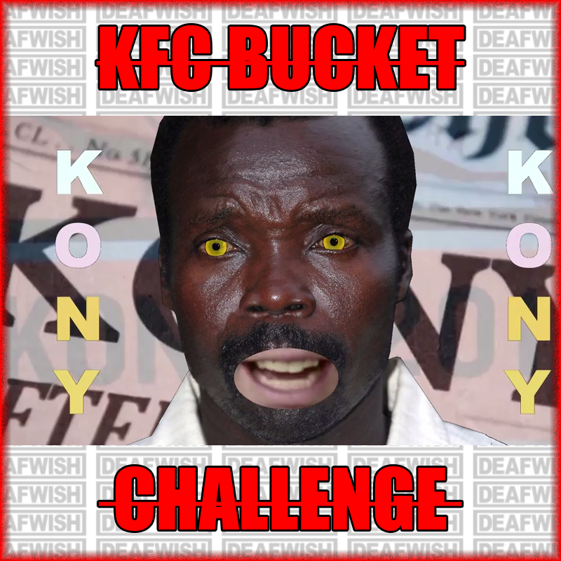 DJ Found Dead – KFC Bucket Challenge (prod. by DJ Knife)