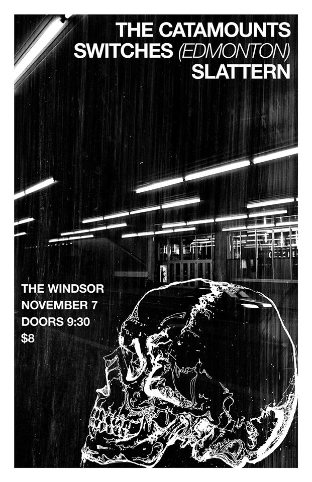 The Catamounts, Switches & Slattern – Windsor Hotel 11.07.2014