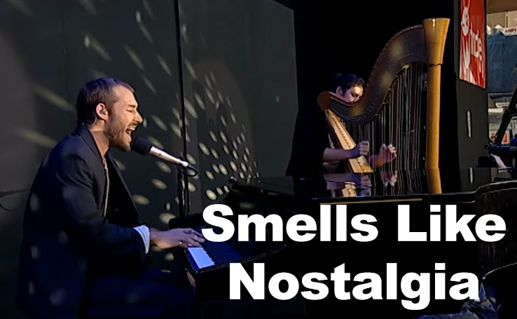 Daniel Johns Does the John Legend version of Smells Like Teen Spirit