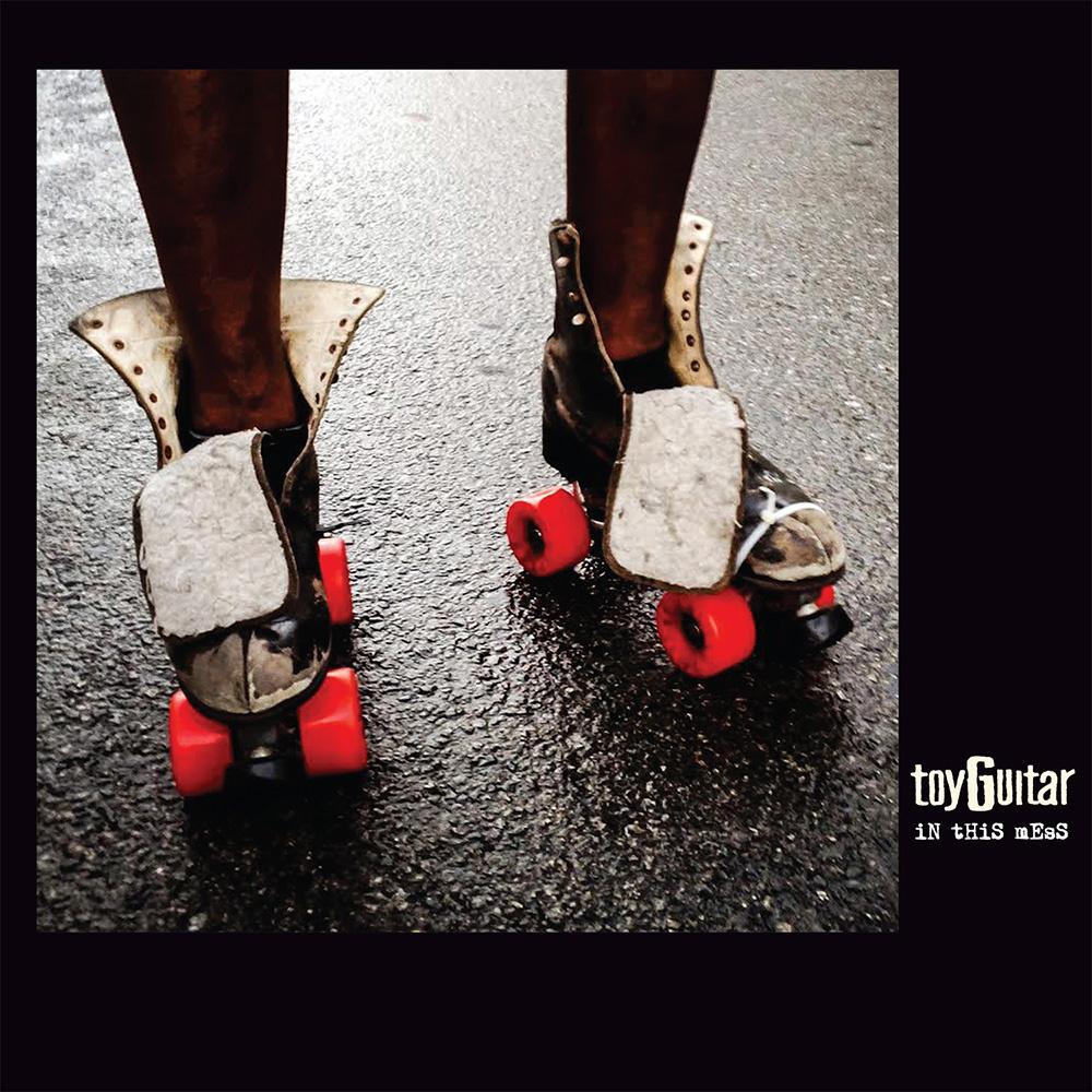 ToyGuitar – In This Mess #oakland #listen #punk