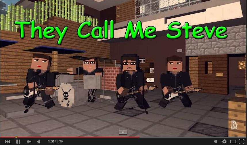 Teenage Bottlerocket – They Call Me Steve #watch #punk