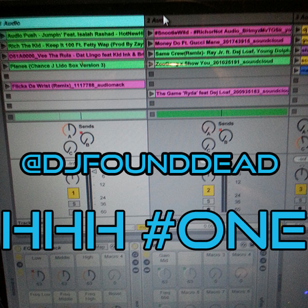 DJ Found Dead – Hot New Hiphop 1 #rap #mix